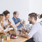 76% of Employees Prefer a Designated Lunch Area, Survey Says
