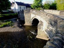 packhorse bridge clun
