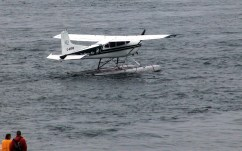 Float Plane, Tofino, VI