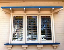 More leaded windows