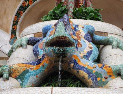 Dragon or Salamander