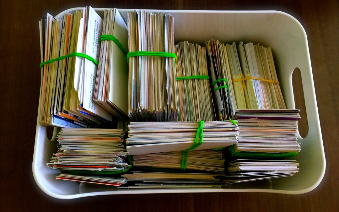 Got Business Cards? Awesome CRM Business Card Scanning Apps will Get You Organized