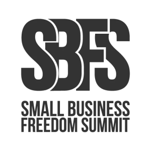 Small Business Freedom Summit Logo Square | https://smallbusinessfreedomsummit.com/