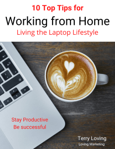 Working from Home 10 top tips