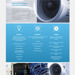Control Software Solutions