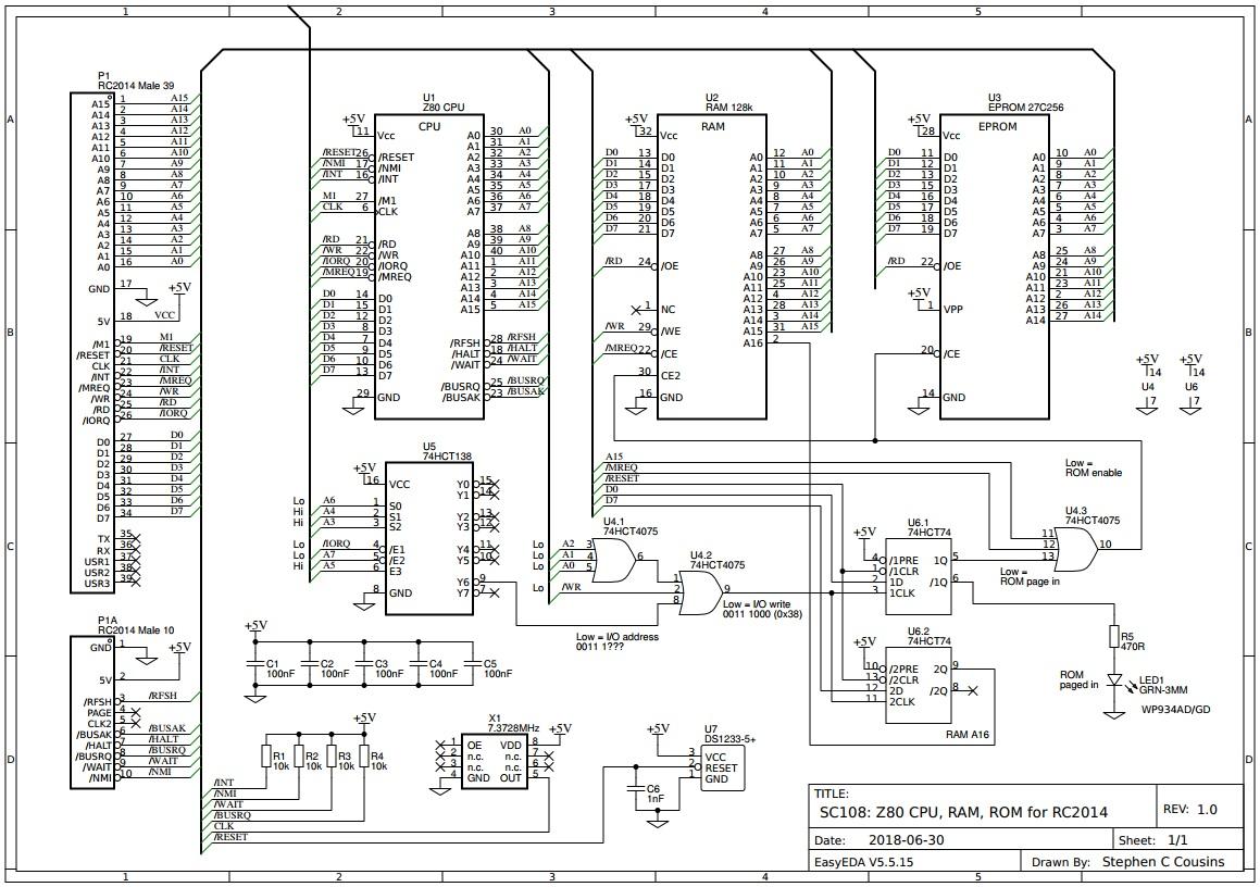 Sc108 V1 0 Pcb