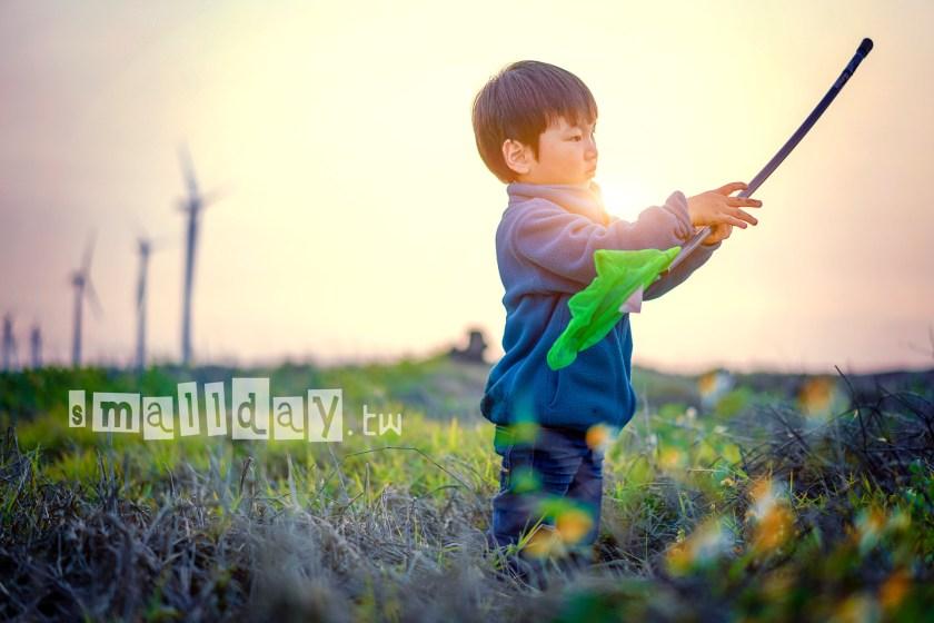 台北桃園新竹兒童寫真 小日子寫真館 觀音海邊 (10)