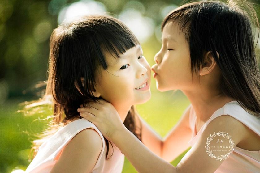 桃園新竹台北 全家福 兒童寫真 親子照 -005