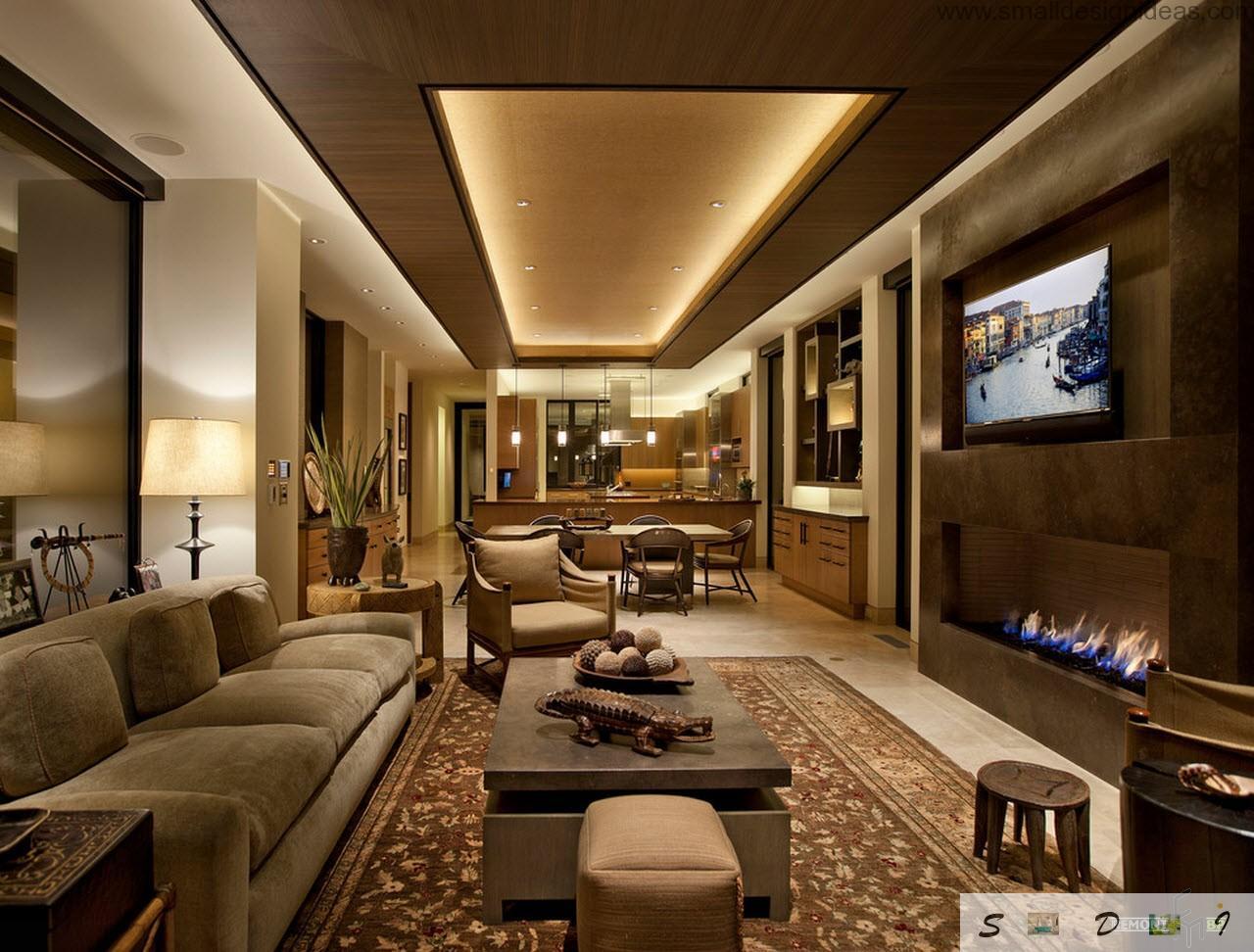 Modern Living Room Design Ideas