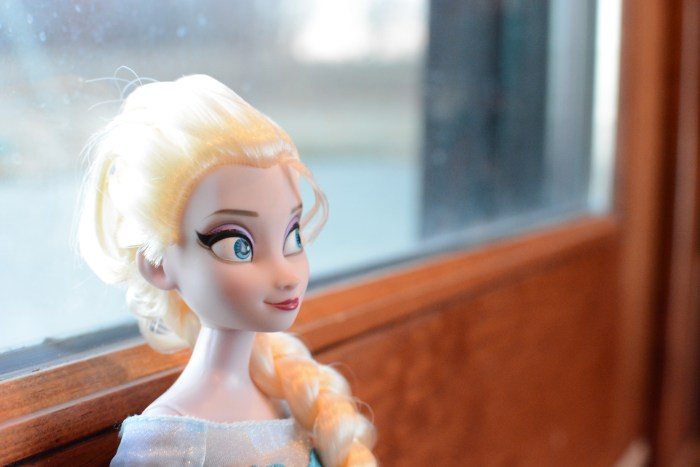Queen Elsa's Photoshoot