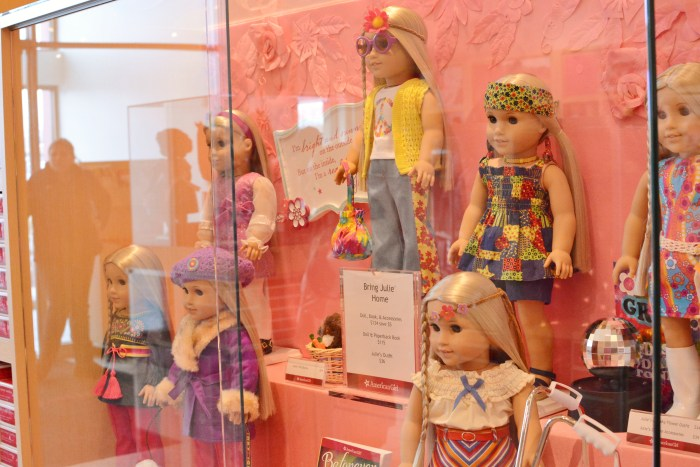 American Girl Store Feb. 2015 Part 1