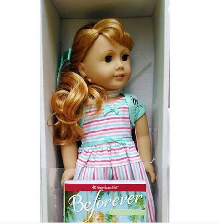Maryellen 18″ Doll Leak!