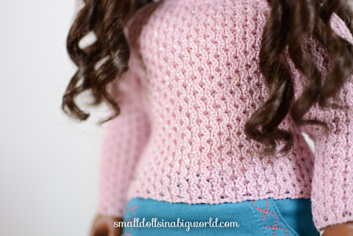 Prize Package Reviews – Sparkle Sweater Outfit