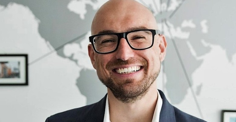Marcus Schmid, Head of International Management at the LucaNet Group