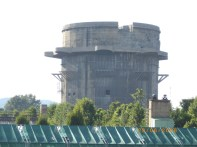 Some castles are... different. This one is a WWII flak tower in Vienna