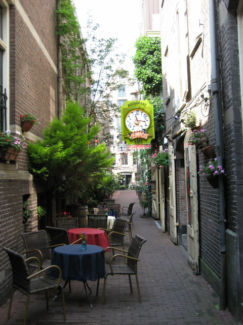 The charms of Amsterdam