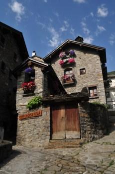 Toria village, Spain