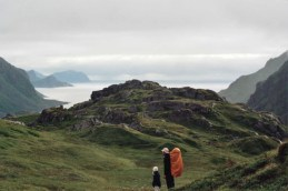 Scandinavia is hiking country