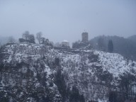 Winter in Central Europe