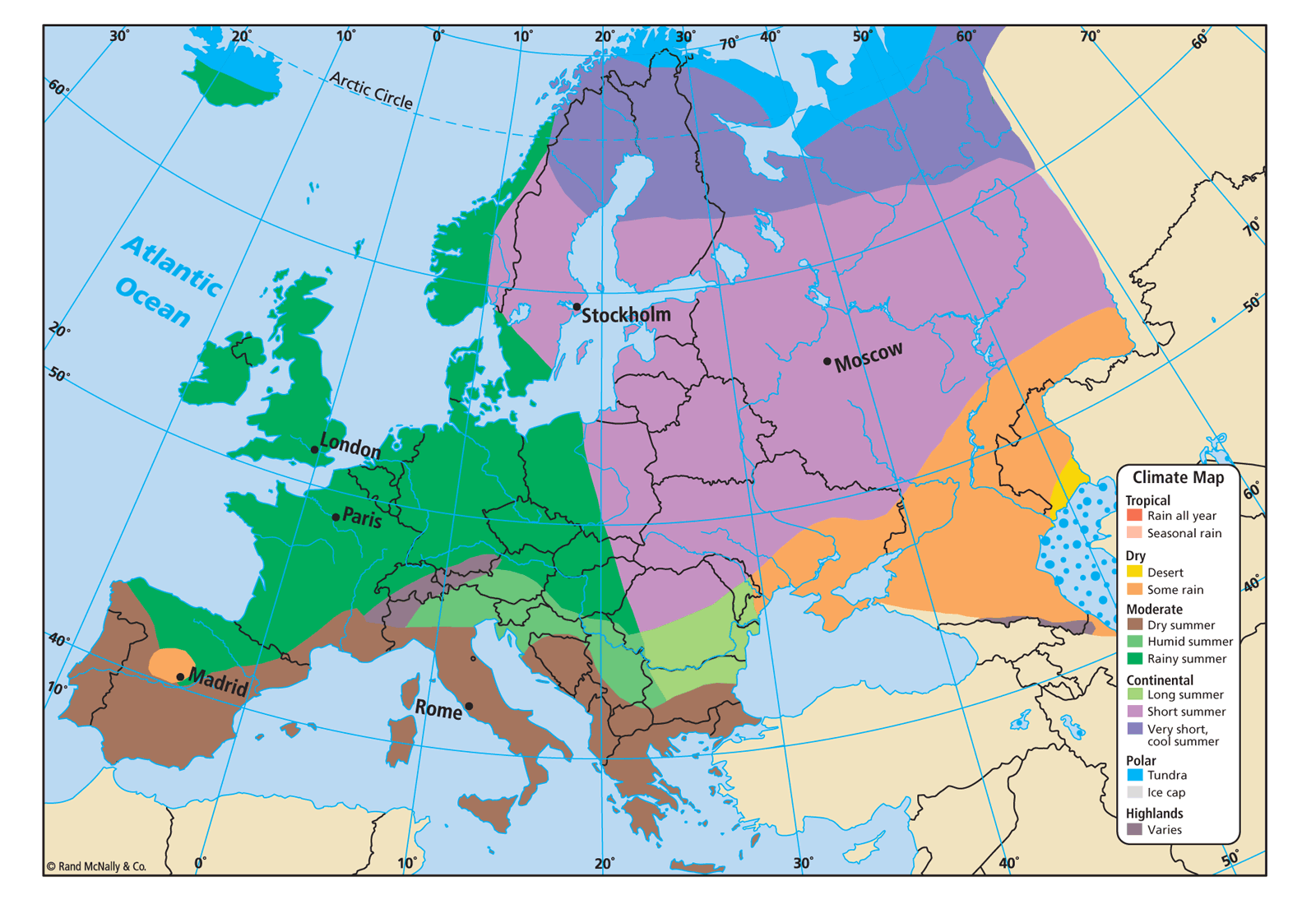 Maps That Will Not Help You Understand Europe But May Get