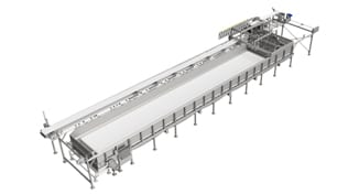 storage conveyor Smalley Manufacturing