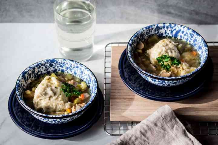gluten free instant pot chicken and dumplings is part of my top 10 gluten free recipes of 2020