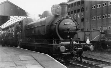 1st Herts Railtour 27 Abbey Stn c ©