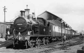 2nd Herts Railtour 2 Abbey Stn b ©