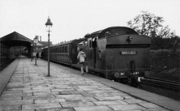 Abbey Stn 11 N7 No 2651 early 1930s