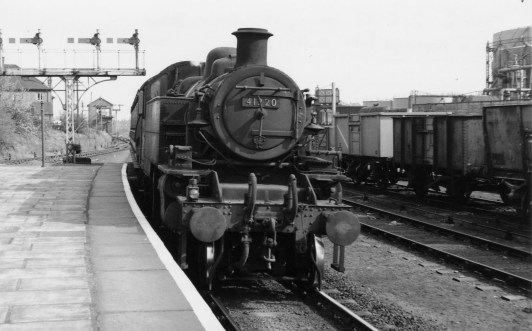 Abbey Stn 14 No 41220 late 1950s ©
