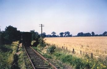 Between Nast Hyde & Smallford 1968 - 1