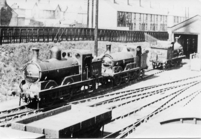 Branch Locos 14 Stirling No 116A Hatfield 1906