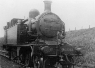 Branch Locos 8 C12 No 4541 Hatfield 1926