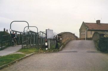 Hatfield Ground Lane overbridge Top 1966