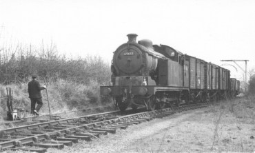Hill End Yard 5 1960