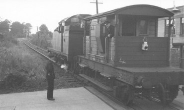 Hill End Yard 6 1959