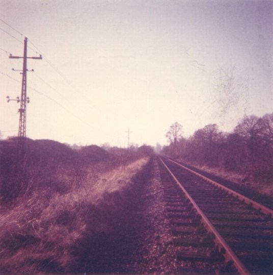Near Butterwick Siding looking West 1963