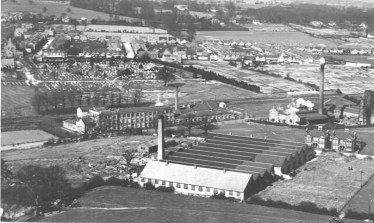 Salvation Army Siding 6 Rubber Works 1921