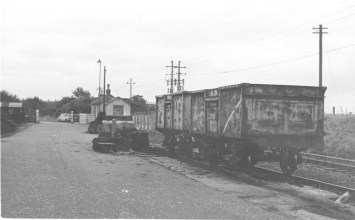 Smallford - 20 Goods Yard Oct 1967