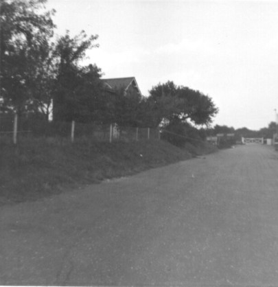 Smallford - 32 From Station Masters House 1968