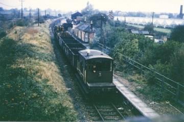 Smallford - 7 Hatfield - Smallford Freight 1967