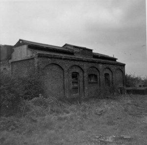 St Albans London Rd 21 Loco Shed 1968