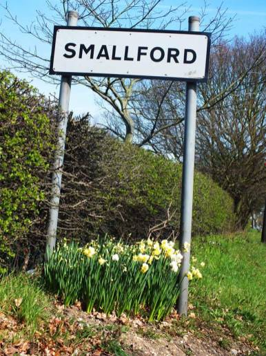 Smallford in Bloom March 2012