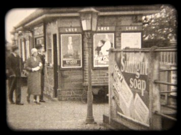 Smallford Station Monty's Misfortune 1933