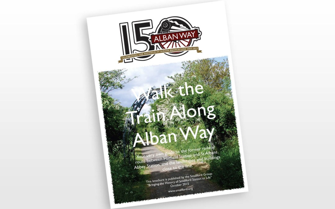Walk the Train Along Alban Way