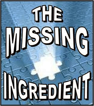 Missing Ingredient