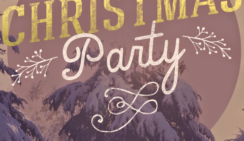 Small Group Christmas Party