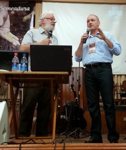Leading groups conference in Brazil, 2014