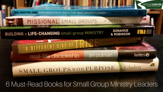Books for SG Ministry Leaders