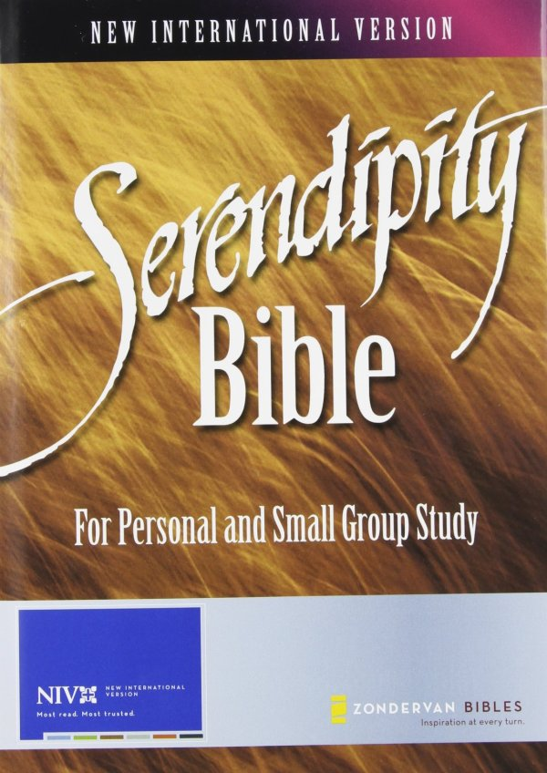 Serendipity Bible: For Personal and Small Group Study